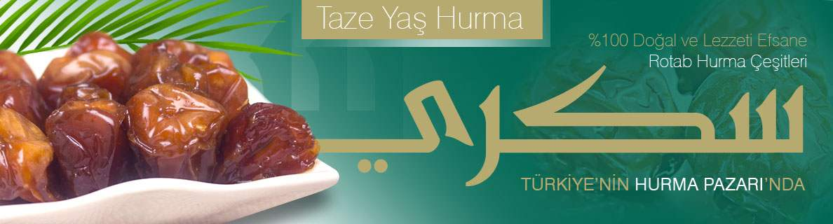 Toptan Taze Hurma